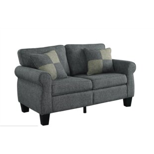 Best Price Elmhur Loveseat by Darby Home Co Reviews (2019) & Buyer's Guide