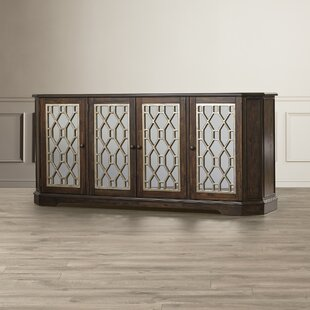 Stillwater 4 Door Accent Cabinet by Three Posts