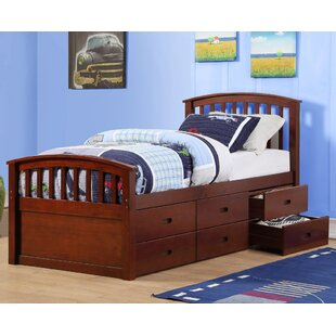 dolby twin slat bed with drawers - Bed With Drawers