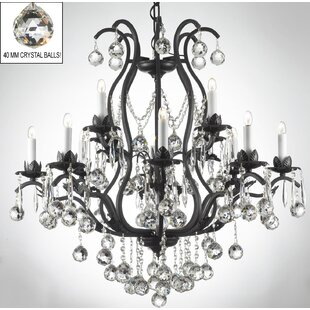 Astoria Grand Alvan 12-Light 40W Candle S..