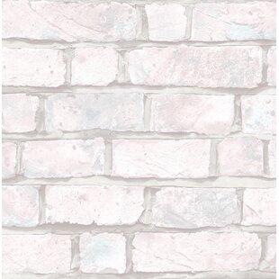 Brick & Stone Wallpaper You'll Love in 2019 | Wayfair