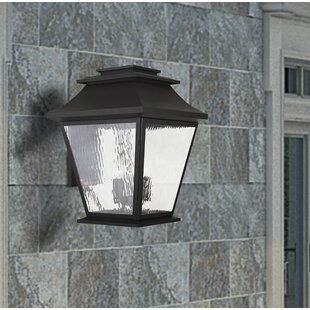 Campfield 5-Light Outdoor Wall Lantern by..