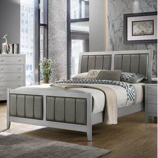 Compare prices Goggans Upholstered Platform Bed by Orren Ellis Reviews (2019) & Buyer's Guide