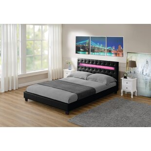 Orren Ellis Jaelyn Upholstered Platform Bed