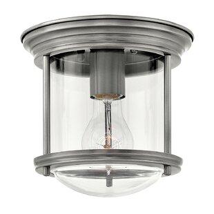 Best Reviews Hadley 1-Light Flush Mount By Hinkley Lighting