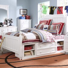 Tyquan Panel Bed with Storage by Viv + Rae