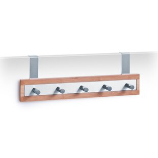 Jeremy Wall Mounted Coat Rack By Zeller