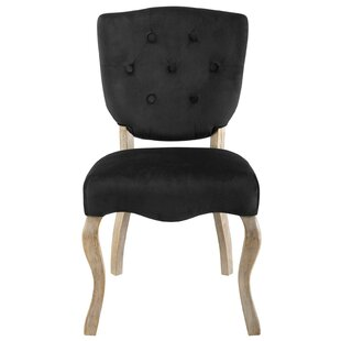 Trystan Upholstered Dining Chair (Set of 4)