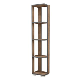 Gebhart Modern Geometric Bookcase by Ebern Designs Top Reviews