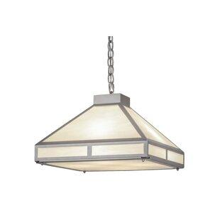 Meyda Tiffany Whitewing Prime 4-Light Pendant