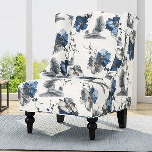 Comparison Caitlin Wingback Chair by Andover Mills Reviews (2019) & Buyer's Guide