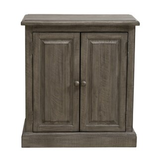 Dawkins Classic 2 Door Accent Cabinet by Charlton Home