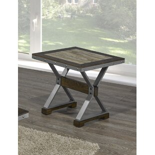 Order Chupp End Table by 17 Stories