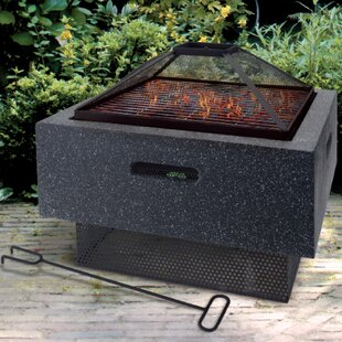 Bothwick Charcoal Fire Pit By Sol 72 Outdoor