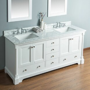 Online Reviews Rayleigh 72 Double Bathroom Vanity Set By Charlton Home