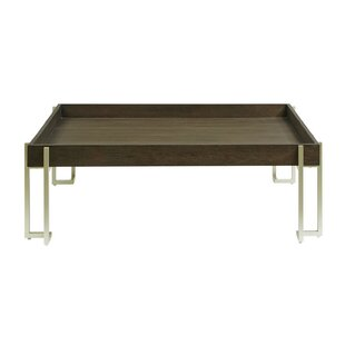 Maone Square Console Table with Tray Top By Brayden Studio