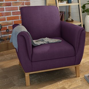 Great deal Cordia Armchair by Brayden Studio Reviews (2019) & Buyer's Guide