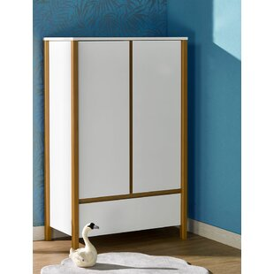 Scandi 2 Door Wardrobe By Sofamo