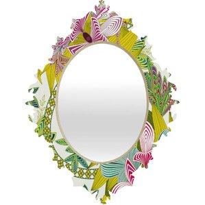 Sabine Reinhart Life is Music Wall Mirror