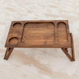 Tocco Sweet Awakening Wood Breakfast Tray
