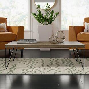 Mcfarlane Rectangular Coffee Table