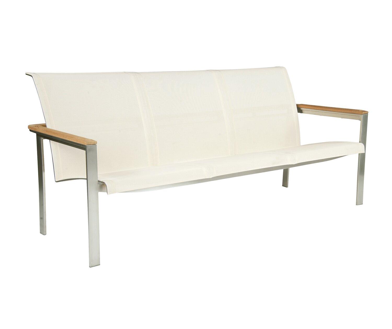 Kingsley Bate Tivoli Teak Patio Sofa