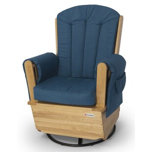 Comparison SafeRocker SS Swivel Glider By Foundations