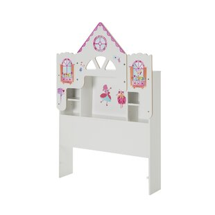 Vito Twin Bookcase Panel Doll House Headboard By South Shore