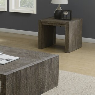 Millwood Pines Stackpole End Table