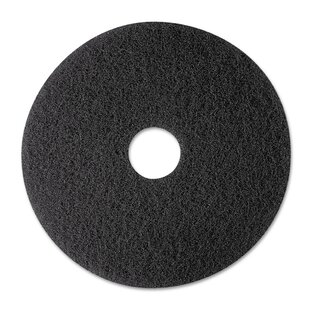 3M Stripper Pad- 12 Black 5 Pads/Carton