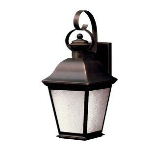 Mulgrave 1-Light Outdoor Wall Lantern By Darby Home Co Outdoor Lighting