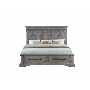 Candice Storage Platform Bed