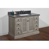 Roseland 48 Single Bathroom Vanity Set by Rosecliff Heights