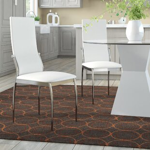 Jaxson Upholstered Dining Chair (Set of 2) Wade Logan