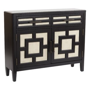 Charl Storage 2 Door 2 Drawer Accent Cabinet by Bloomsbury Market
