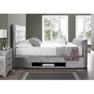 Travon Upholstered Ottoman Bed By Willa Arlo Interiors
