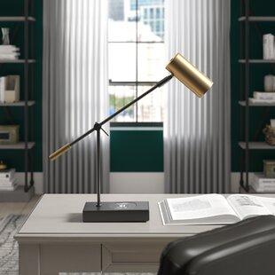 Bunker Charge LED 22 Desk Lamp