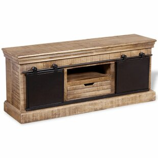Leo Solid Wood TV Stand By Williston Forge