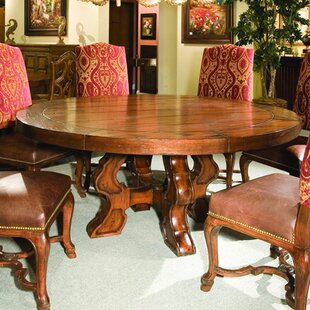 Monterey Solid Wood Dining Table by Eastern Legends Design