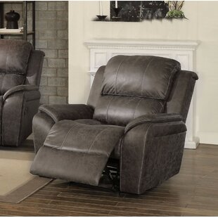Latitude Run Wolff Manual Glider Recliner
