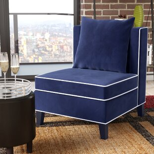 Landen Slipper Chair by Ivy Bronx