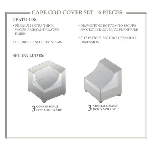 Tk Classics Cape Cod Winter 6 Piece Cover Set Wayfair