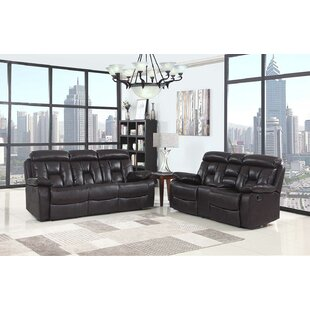 Claverton Down Reclining 2 Piece Living Room Set (Set of 2) by Red Barrel Studio