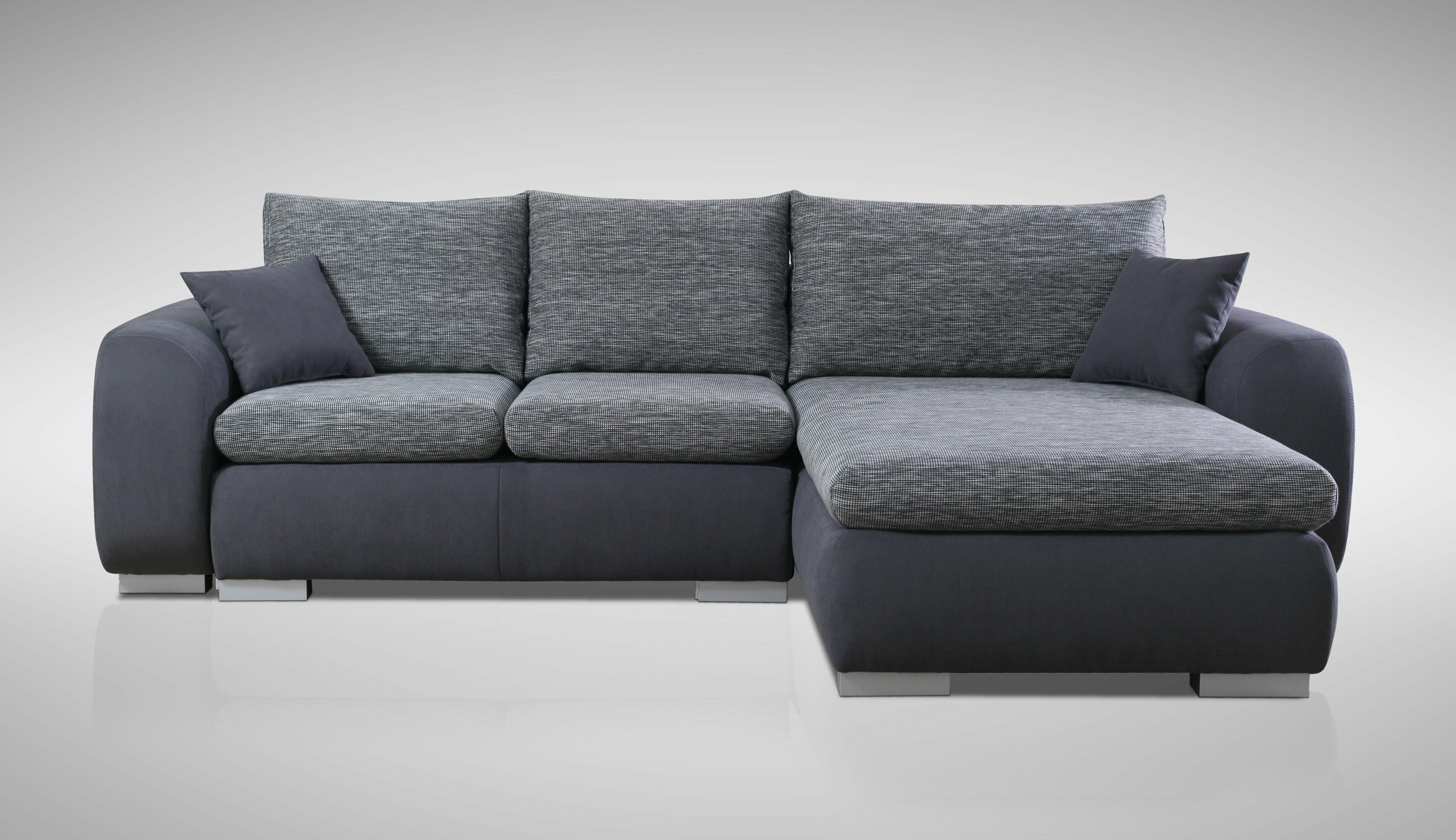 Ebern Designs Aysen Corner Sofa Bed