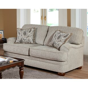 Darby Home Co Harmoni Loveseat