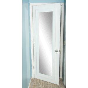 Over the Door Full Length Wall Mirror
