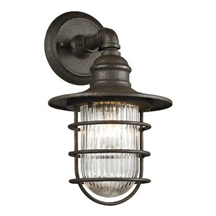 Affordable Price Elson Outdoor Wall Lantern By Breakwater Bay