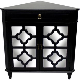 Knutsford 2 Door Corner Accent Cabinet