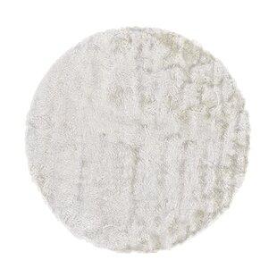 Danae Hand-Tufted White Area Rug by Willa Arlo Interiors