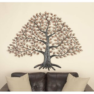 Metal Tree Wall Décor